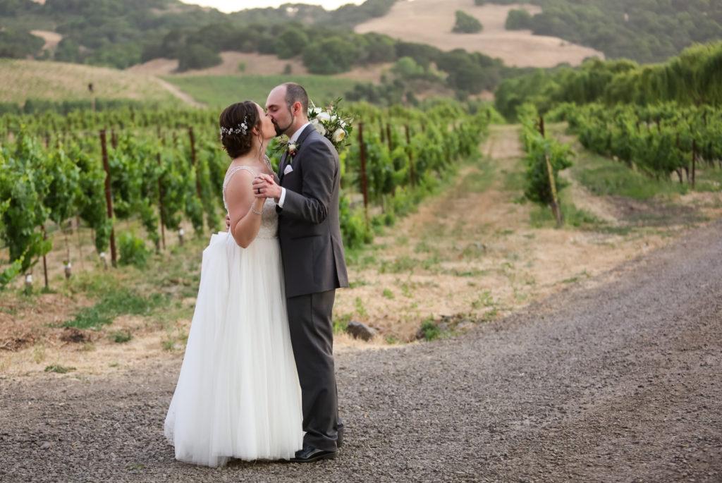 Cline Cellars wedding photographer