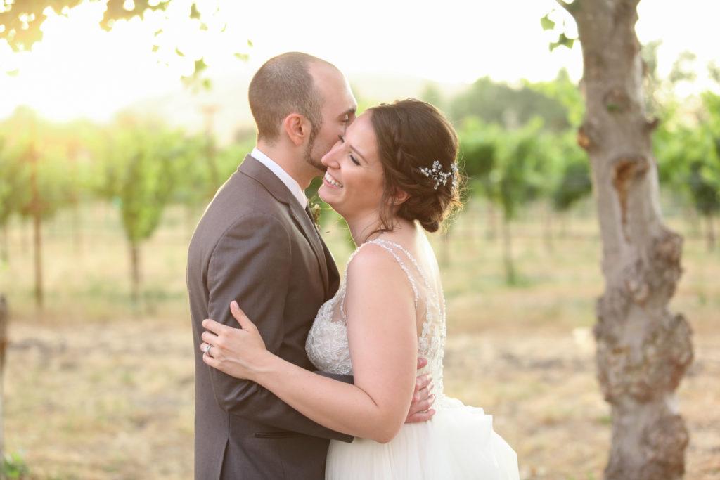 cline cellars wedding photos