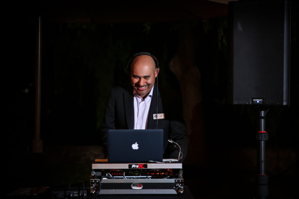 AMS wine country DJ