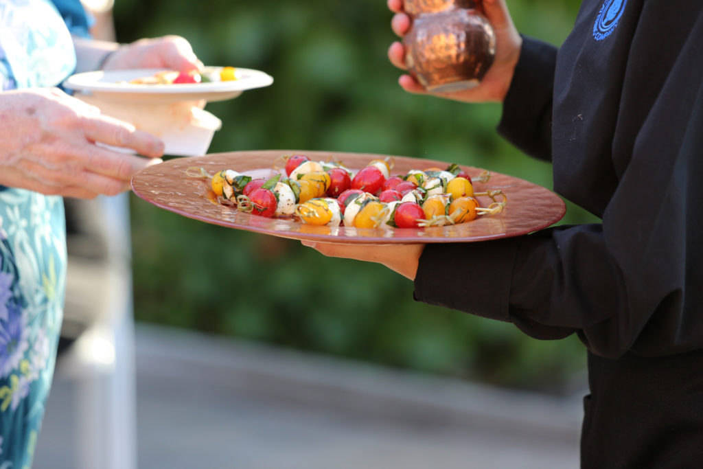 elaine bell catering at Viansa Sonoma