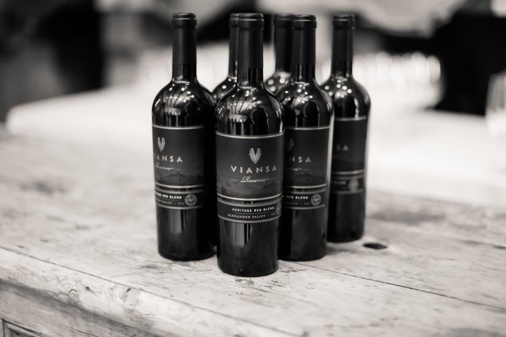 viansa sonoma wine