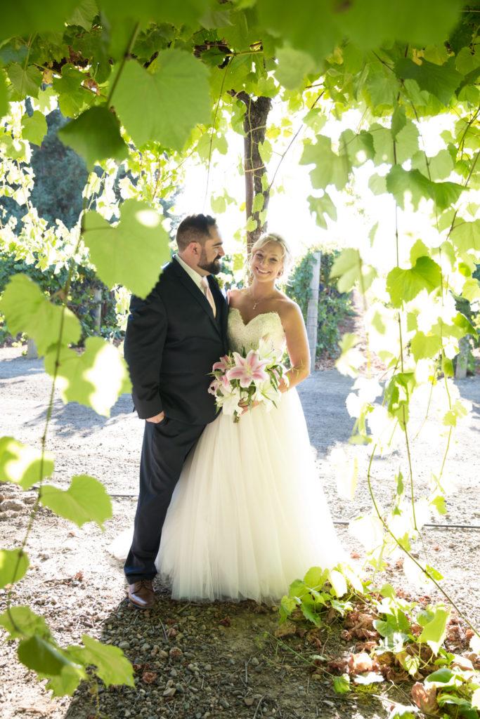 Trentadue Winery Wedding Photographs