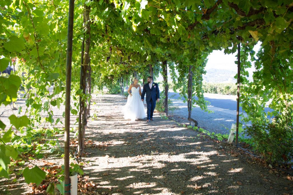 Trentadue Winery Wedding Photos