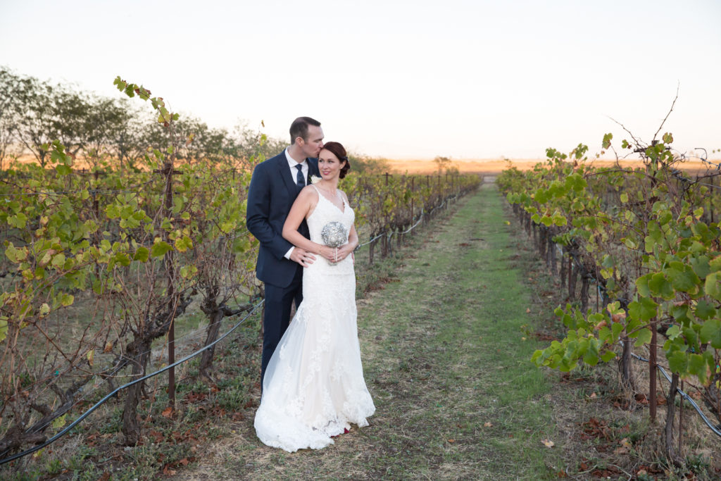 Jacuzzi Family Vineyards Wedding