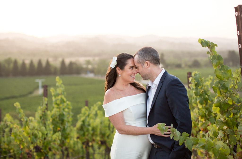 Best Copain winery wedding photographer
