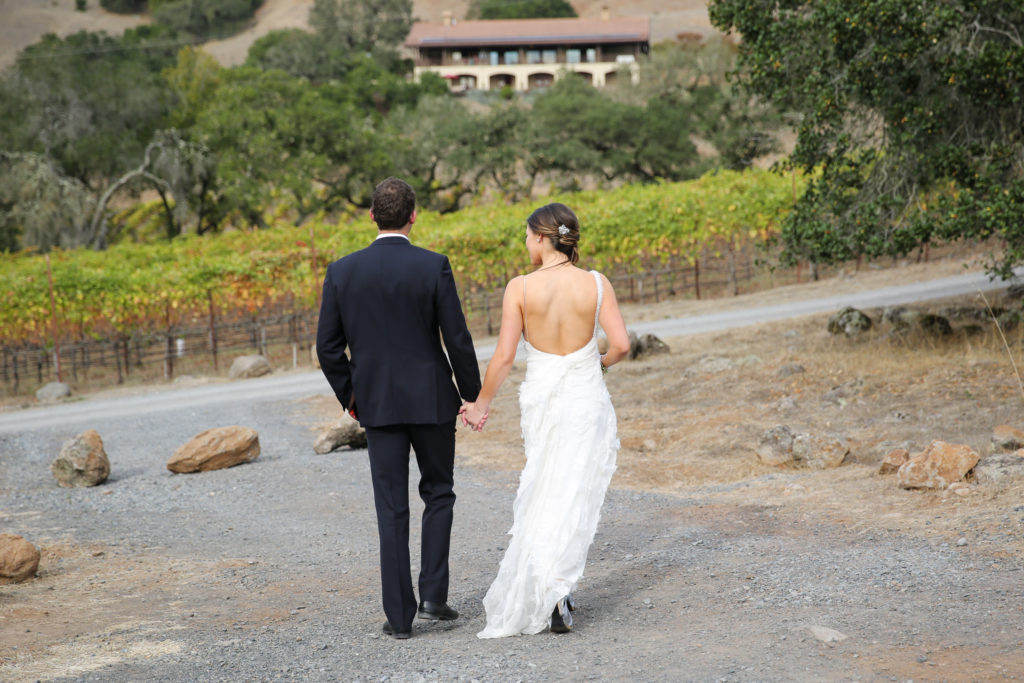 paradise ridge winery wedding