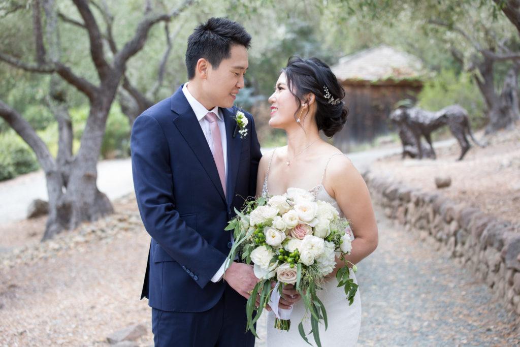 Auberge du soleil wedding photos